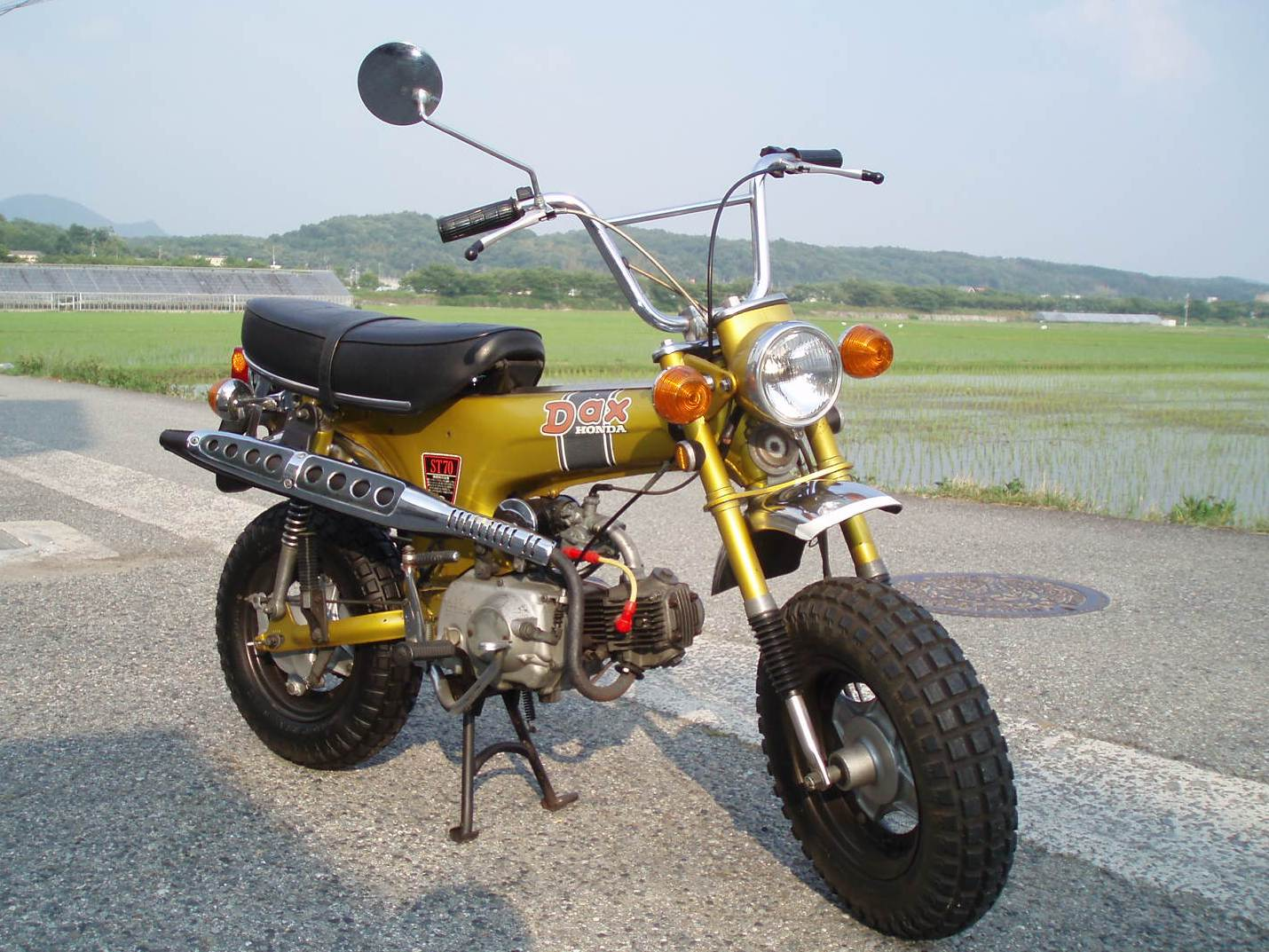 '72DAX70 4サイクルキャブレター   SOLD OUT